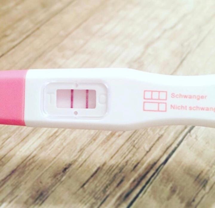 Das Warten hatte ein Ende – der positive Schwangerschaftstest